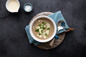 Cream of Mushroom Soup, mushroom recipe, soup recipe, quick and easy soups, i love cooking soup recipes