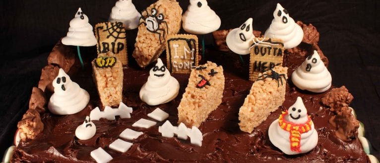 how to throw a halloween party ilovecooking