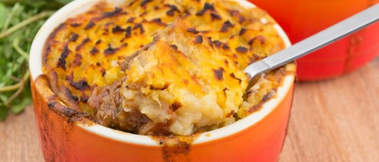 Fine Cottage Pie With Sweet Potato Mash Complete Home Design Collection Epsylindsey Bellcom