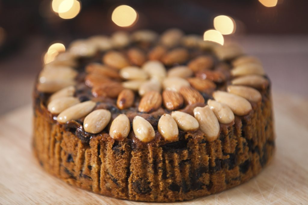 Dundee Cake Ilovecooking