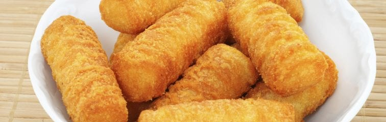 Croquettes; side dish