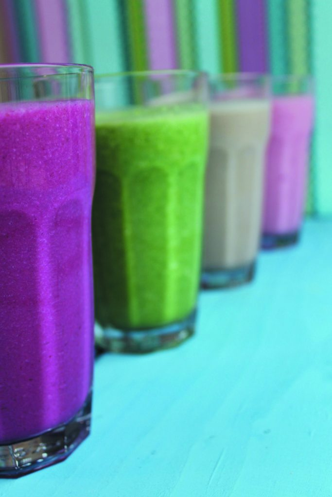 healthy smoothies; calso cooks; paul o'callaghan