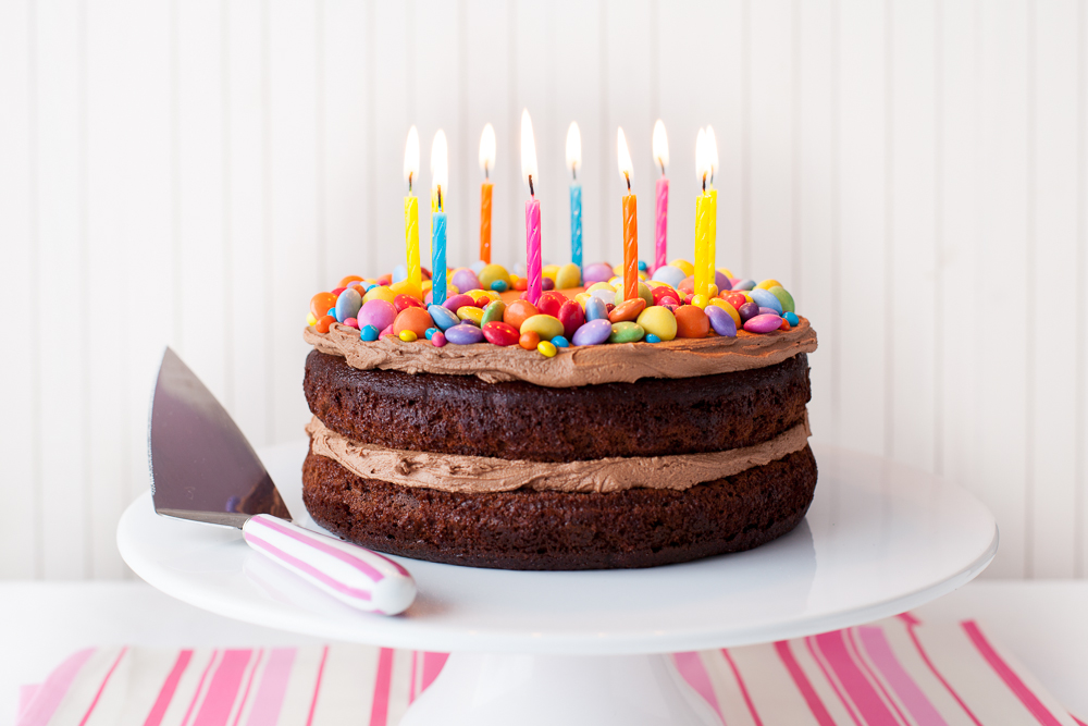 easy birthday cake ideas easy birthday cake ilovecooking 3794