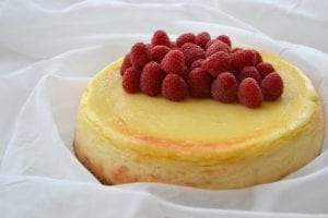 New York cheesecake recipe; baked cheesecake recipe; baking; cakes