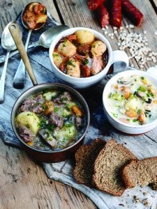 BoxtyHouse Chowder recipe; chowder recipe; Pádraic Óg Gallagher