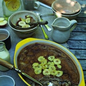 amaranth_banana_pudding_Susan_Jane_white; The_Extra_virgin_Kitchen; breakfast recipe; I_Love_cooking_breakfast_recipe