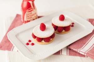 Raspberry Almond White Chocolate Tart with Neven Maguire