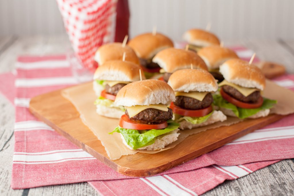 Beef Sliders Ilovecooking