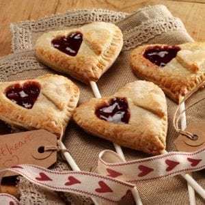 Cherry Bakewell Sweethearts