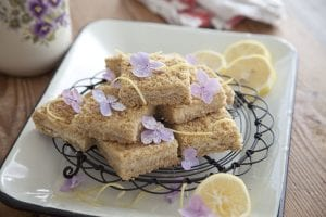 Flahavans Oaty Lemon Squares I Love Cooking