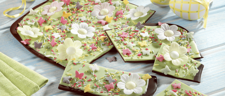 Dr Oetker easter chocolate slab recipe i love cooking ireland