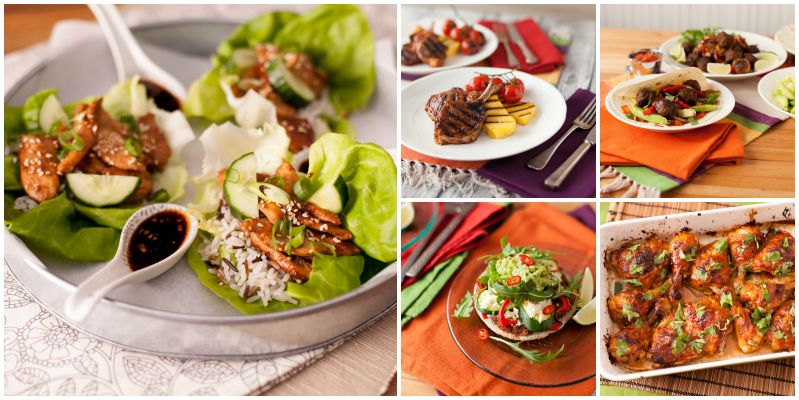 7days 7dinners family meal planner