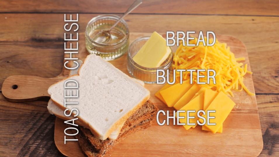 how to make the ultimate toasted cheese sandwich