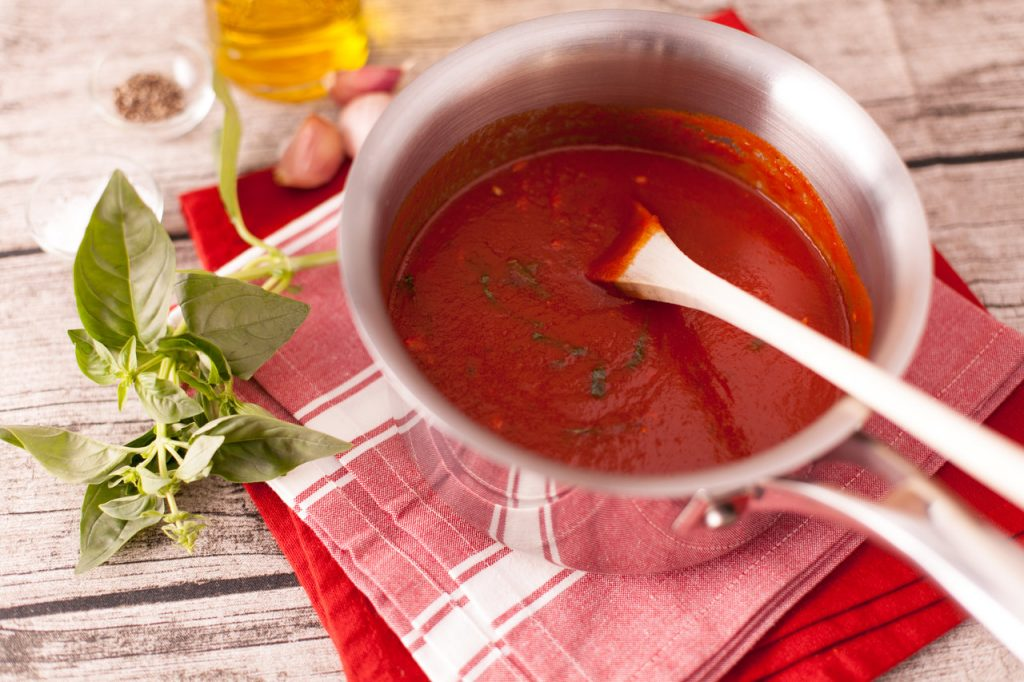 Ways With A Basic Tomato Sauce - ILoveCooking