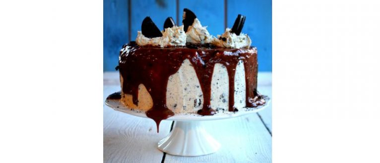 oreo chocolate cake recipe