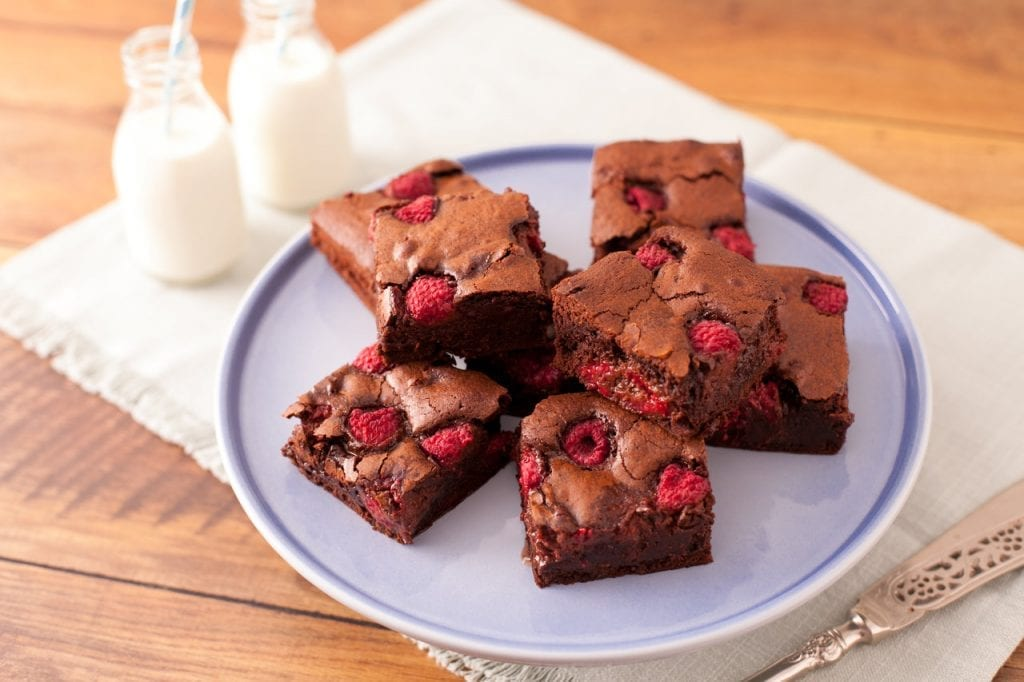 chocolate_raspberry_brownies_