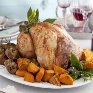Christmas Turkey Recipe by Catherine Fulvio