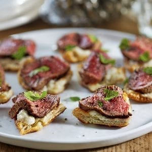 Beef archives ilovecooking for Yorkshire pudding canape