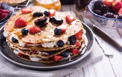 Keelings Fruity Pancakes