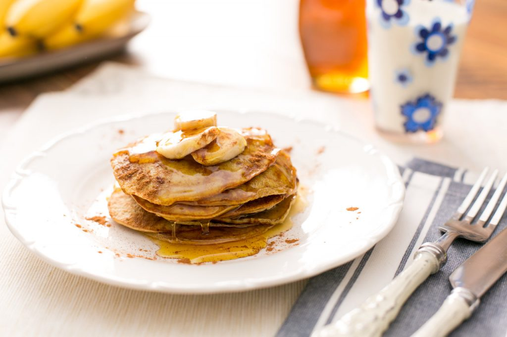 Fyffes 3 ingredient banana_pancakes