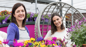 Love Your Garden – and Reap the Rewards Alison Canavan, Lilly Higgins and master gardener Paul Martin introduce the Love Your Garden Guide from Bord na Móna Growise