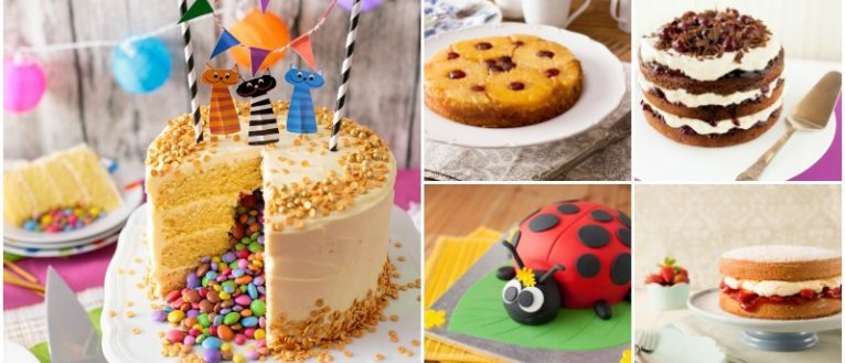 Magnificent Top 10 Cake Recipes Ilovecooking Personalised Birthday Cards Epsylily Jamesorg