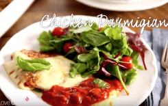 How To Make Chicken Parmigiana