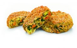 strong Roots new Kale & Quinoa Burgers