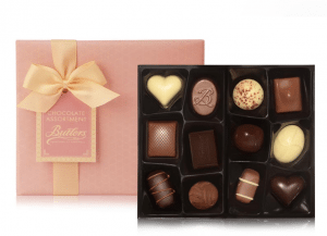 Butlers Chocolates Mothers Day Gift I Love Cooking