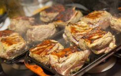 Lynda Booth's Easter griddled lamb, Dublin Cookery School, I Love Cooking, Easter recipes