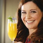 Chef Recipe Series: Catherine Fulvio's Peach Bellini
