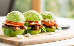 ballyfree_avocado_sausage_burgers, i Love Cooking Ireland, Irelands number 1 recipe website