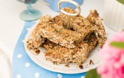 Chef Recipe Series: Sharon Hearne Smith's Gusty Granola Bars