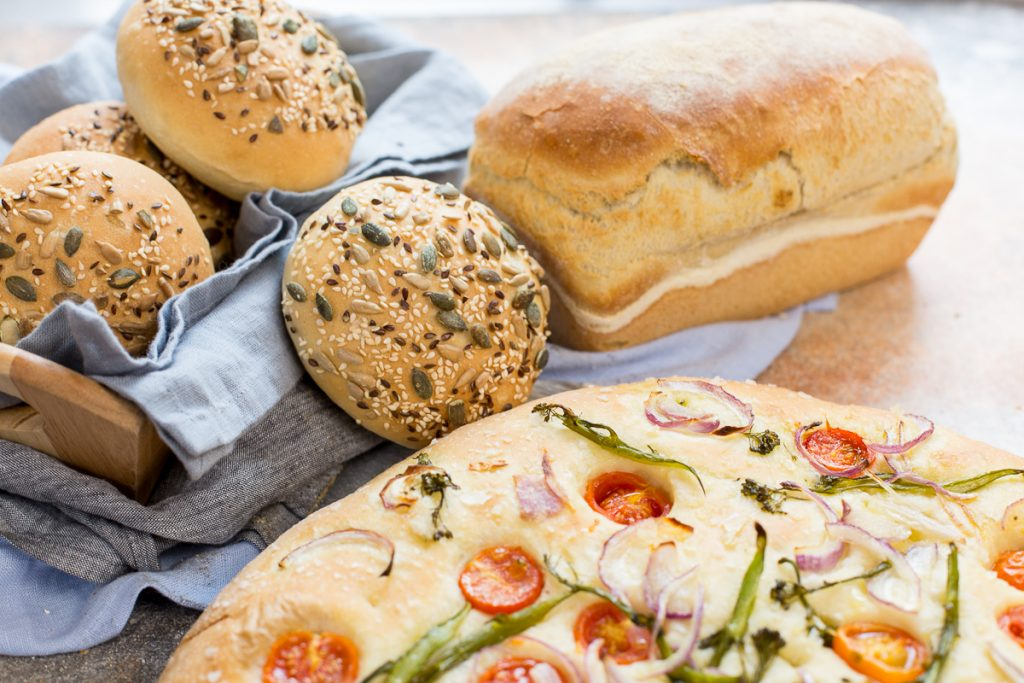 Firehouse Bread, how to make bread video, Patrick Ryan, Yeast bread, focaccia, breadrolls, white bread, i love cooking
