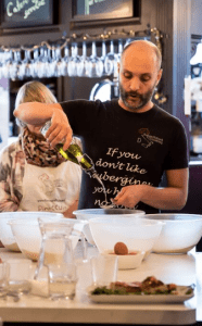 The Italian Cookery School Dublin, i Love Cooking, Top Cookery Schools in Ireland