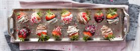Chocolate Dipped Strawberries, Valentine's Day, Recipes, i Love Cooking, strawberries, chocolate