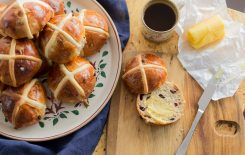 Firehouse Hot Cross Buns recipe, masterclass video, i love cooking videos, i love cooking ireland