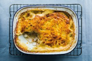 Wild Atlantic Way Fish Pie, Fish Pie, Wild Altantic Way, Fish recipe, Brian McDermott, I Love Cooking