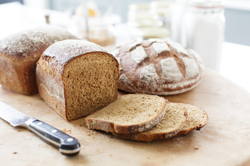 Wholemeal Spelt & Black Treacle Loaf, bread video, masterclass, Patrick Ryan, Firehouse Bakery, I Love Cooking Bread Videos, I Love Cooking Ireland, how to make bread, easy bread videos