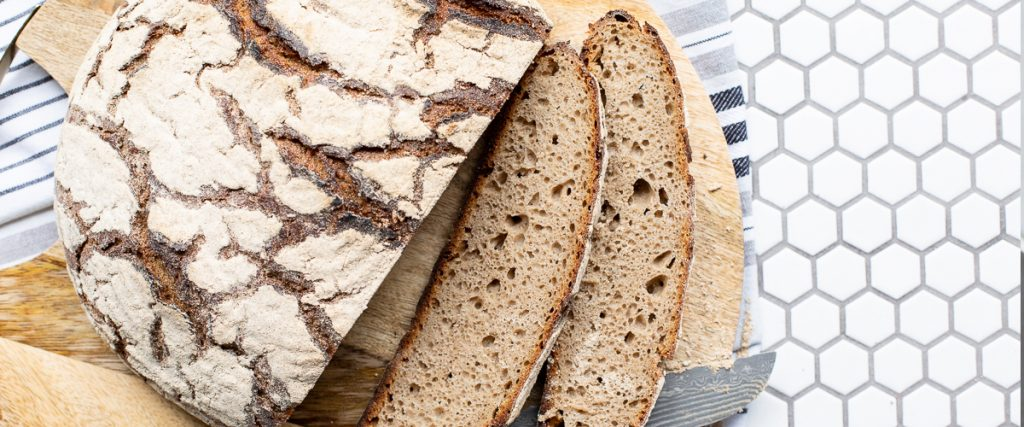 100% Rye Sourdough recipe, Patrick Ryan, Firehouse Bakery, Firehouse Bread School, bread recipes, I Love Cooking Ireland videos, I Love Cooking