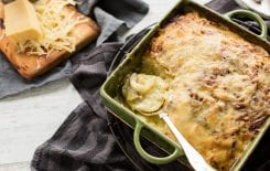 Dubliner Cheese Potato gratin