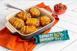 Carbery_Cheese_Hasselback_Potatoes, cheese recipes, potato recipes, i love cooking recipes