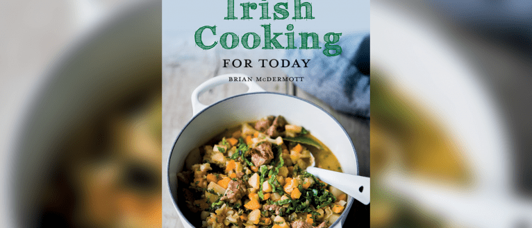 Traditional Irish Cooking For Today, brian McDermott, irish recipes, St Patricks Day recipes, recipes, I love cooking ireland