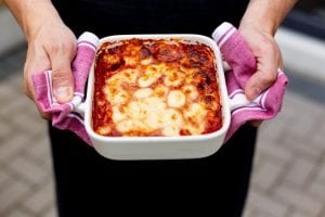 Spinach & Ricotta Cannelloni with Giuseppe Crupi, Pinnochio Cookery School, I Love Cooking Videos