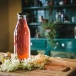 Wild Foods with April Danann: Meadowsweet Syrup
