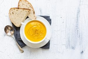 roast root vegetable soup, vegetable soup, I Love Cooking Ireland soup, soup recipe, how to make soup