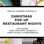 Christmas Pop-Up Restaurant Nights