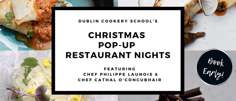 Dublin Cookery School Pop Up