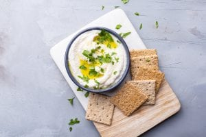 Cauliflower Hummus, I Love Cooking, hummus, food processor recipe