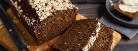 Guinness Treacle Loaf, Bread, St Patrick's Day recipe, Kenwood, Guinness Bread, I Love Cooking bread
